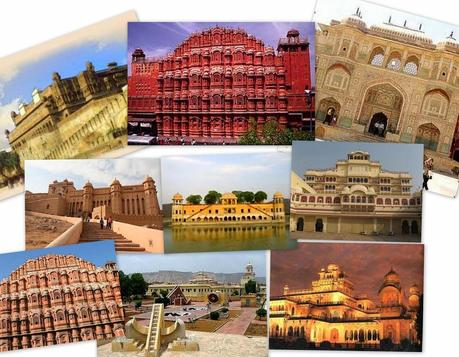 Explore three fascinating destinations with Golden triangle tour