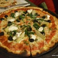 Mascarpone Pizza