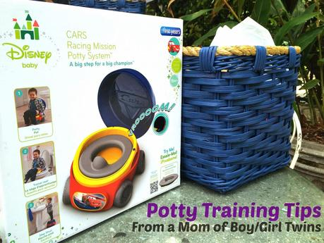 "Potty Training Tips from the ""Say Adiós to Diapers!"" Pull-Ups Luncheon"