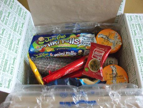 Degustabox April - Foodie Subscription Box Review & Discount Code!