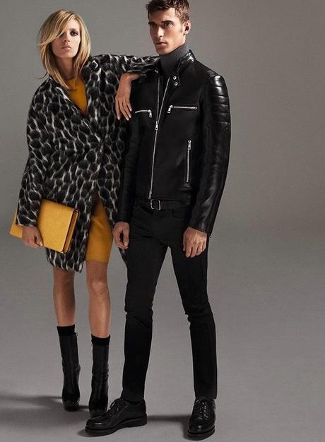 Anja Rubik for Gucci Pre-Fall 2014 Campaign