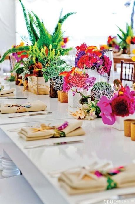San Diego Tropical Beach Wedding