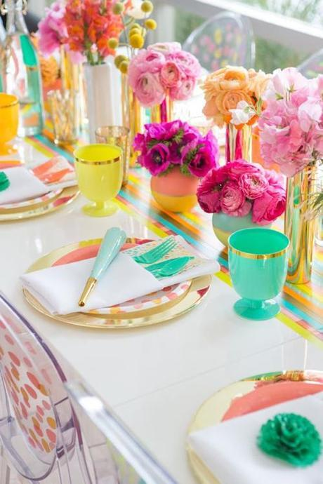 Garden Party Tablescape Oh Joy! Target