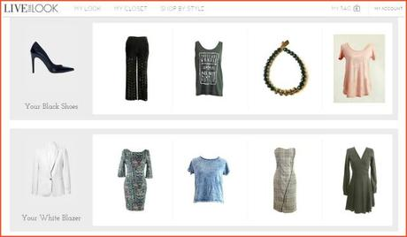 Live the Look: Curated e-Commerce with Heart