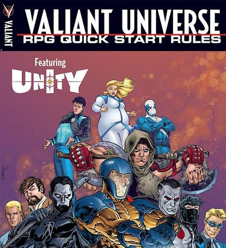 VALIANT partners with Catalyst Game Labs for RPG
