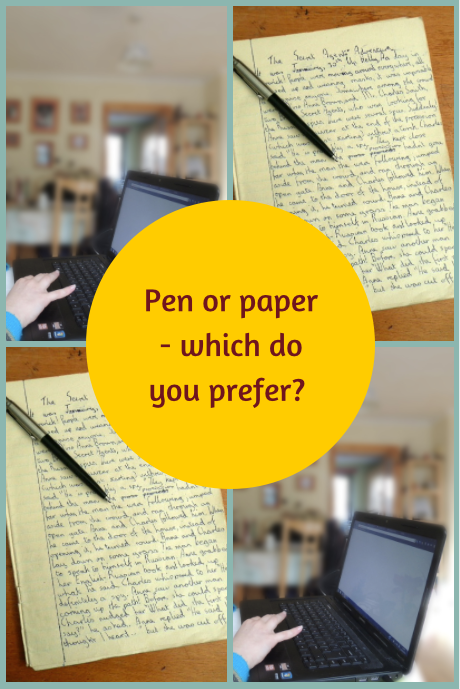 Pen or Keyboard? Which Do You Prefer?