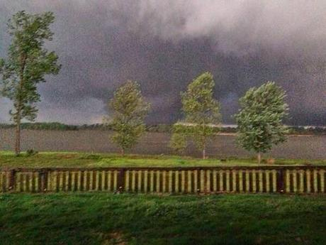 A Note about Last Sunday's Tornadoes