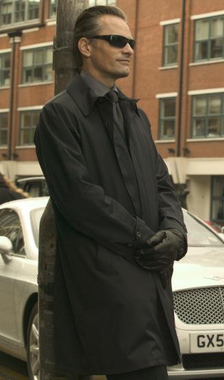 Viggo Mortensen as Nikolai Luzhin in Eastern Promises (2007).