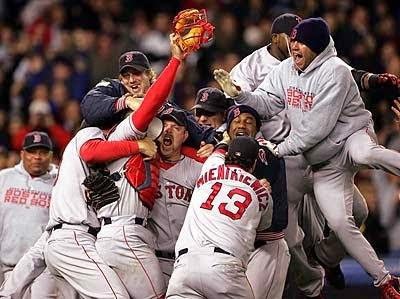 The 2004 Red Sox Welcome You to the Club, Kings