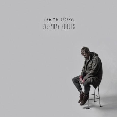 REVIEW: Damon Albarn - 'Everyday Robots' (XL Recordings)