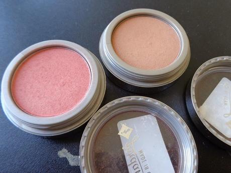 Spring Colors: Jordana Blushes in Coral Sandy Beach and Stardust
