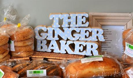 May 2014 - Sharon Loving - The Ginger Baker Longridge