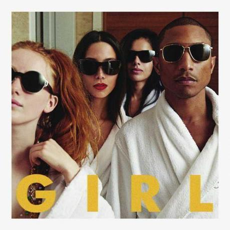 "New Music: @Pharrell ""Smile"" (From the Japanese Edition of GIRLS)"