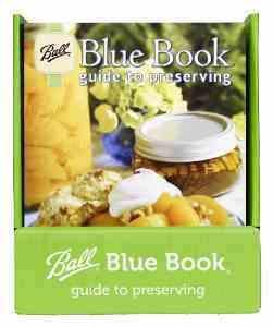 Ball Blue Book.  Photo courtesy of Amazon.com