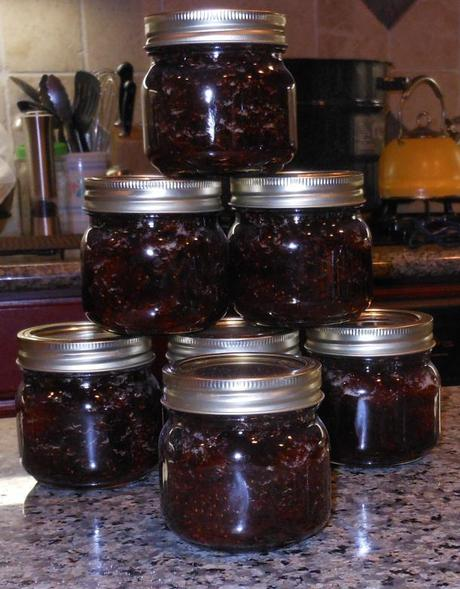 Lovely Strawberry Preserves.