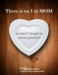 Pinterest no I in mom2