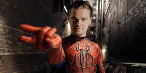 Spiderman 2 movie image Tobey Maguire