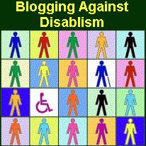 Blogging Against Disablism