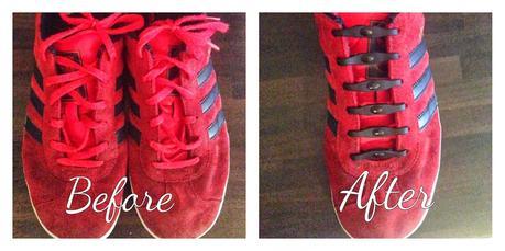 Review: SHOEPS - Elastic Shoe Laces