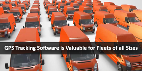 GPS Tracking Software all Fleet Sizes