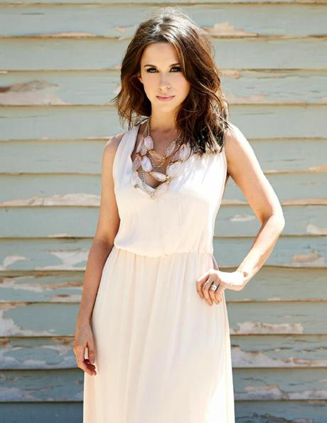 Lacey Chabert For Bridget Marie Magazine, May 2014