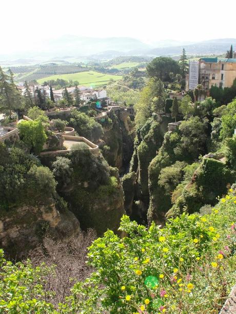 The Dublin Diary on Tour - Ronda, Andalusia.