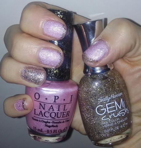NOTD - Nails Of The Day!