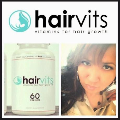 Hairvits Vitamins for Healthy Hair Growth