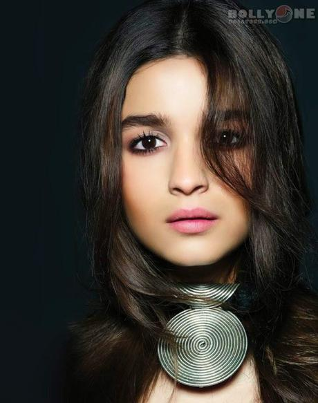 Alia Bhatt For L'Officiel Magazine, India, May 2014