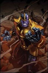 Thanos Annual #1 Cover