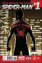 Miles Morales Ultimate Spider-Man #1 - David Marquez