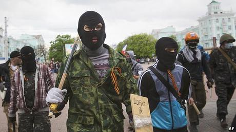 Ukraine's turmoil: Chaos out of order
