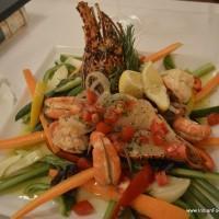 Lobster & Prawn platter