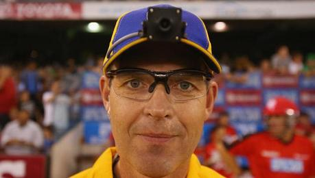 Umpire Cameras are here in IPL