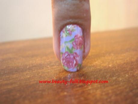 NOTD: Floral