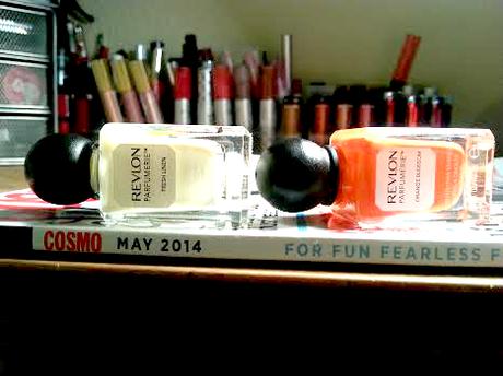 Revlon Parfumerie Nail Polishes
