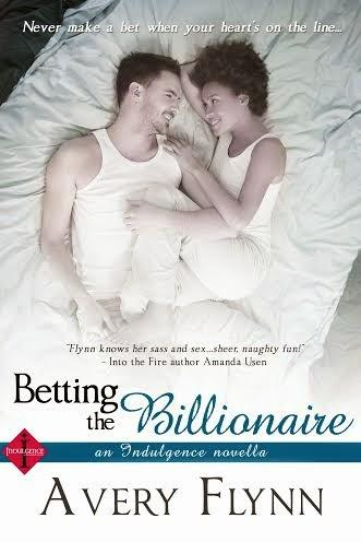BETTING THE BILLIONAIRE BY AVERY FLYNN- FEATURE+REVIEW+GIVEAWAY