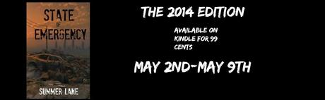 State of Emergency - Revised Edition 99 Cent Sale!