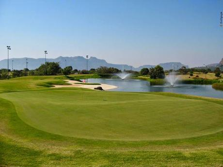 Top Ten Golf Courses around the Walks of India