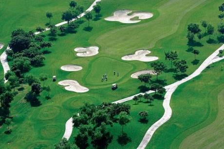 Top Ten Golf Courses around the Walks of India