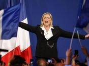 Saying Marine National Front France Their Competing Real World