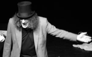 Jerry Sadowitz on a holiday with Richard Wagner