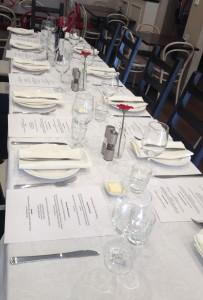 Dinner Party at The Inspired Occasion