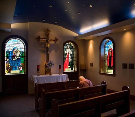 Adoration-chapel