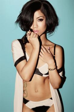 Jhene Aiko SHows A Different Side In GQ