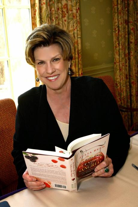 Chick Lit Luncheon 2014 introduced me to my new girl crush: Julia Reed