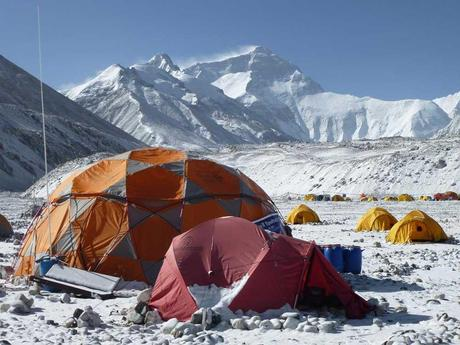 Everest 2014: Acclimatization and Pujas on the North Side