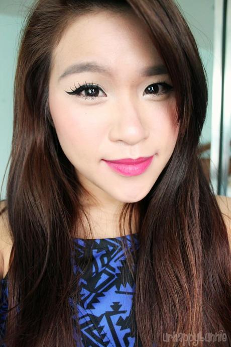 Spring 2014: Fresh & Bright Makeup Look + Hair Update!