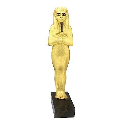The Statue of Duamutef