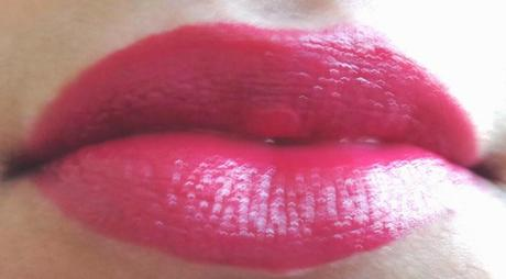 Spring Colors: Revlon Super Lustrous Lipstick in shade Cherries in the Snow